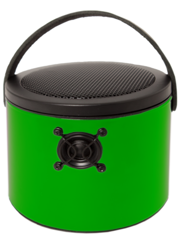 "Green SoundBucket - RAL 6018 ""Yellow Green"""